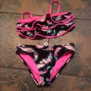 Children's Place Swim - Bikini bathing suit size medium 7/8